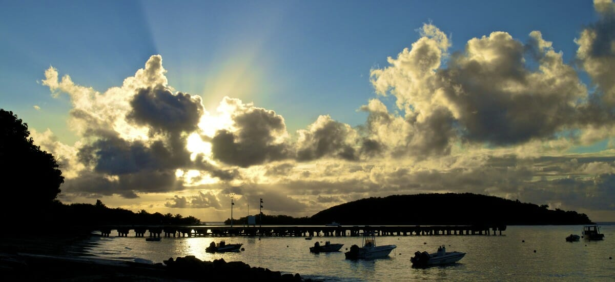The Bioluminescent Bay in Vieques Puerto Rico: Where I Truly Understood my Passion for Travel