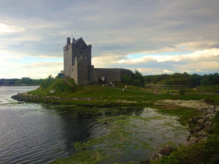 Dunguaire Castle - Used in Many Movies!