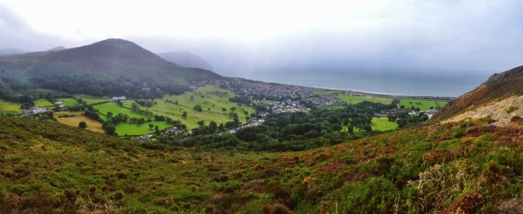 guide to north wales walking in wales snowdonia dwgyvulchi