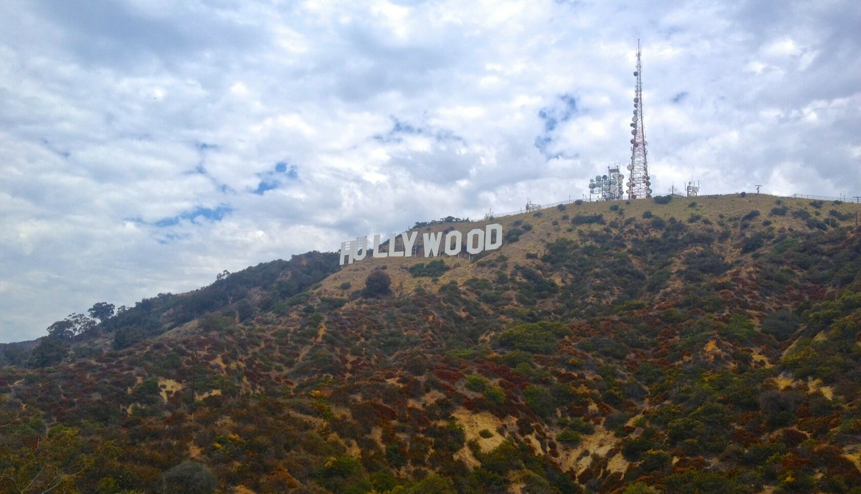 Best Views In LA Hollywood Sign