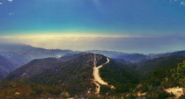 best views in LA los liones