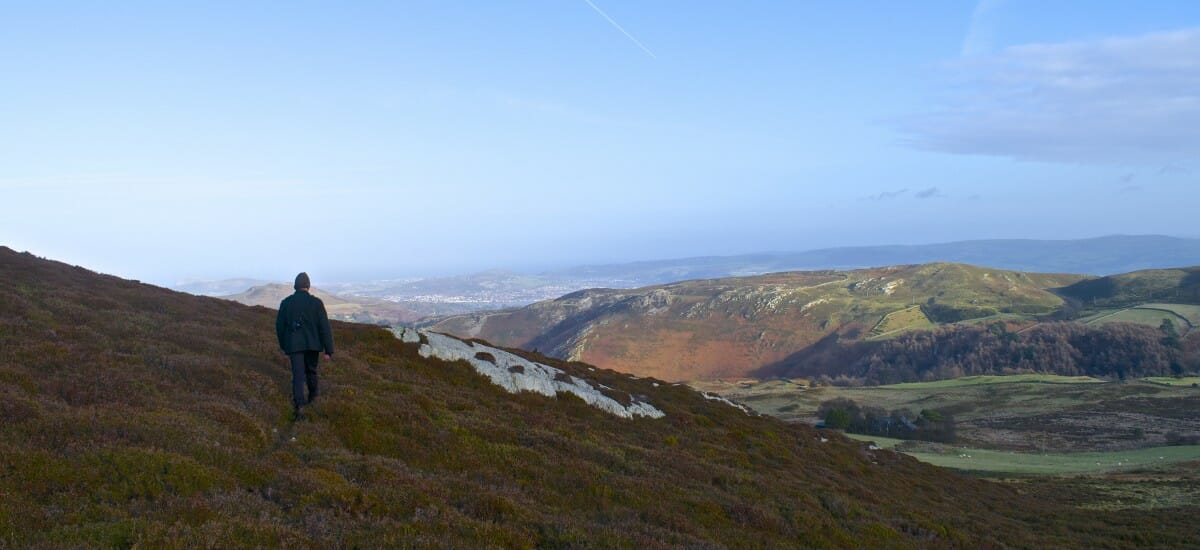Walking in Wales: An Adventurer's Getaway