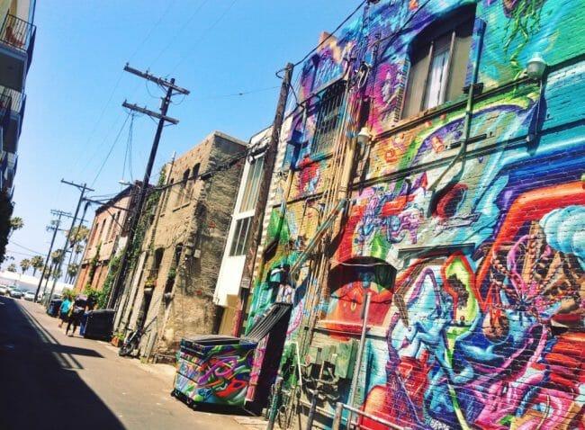 street art in los angeles day trips