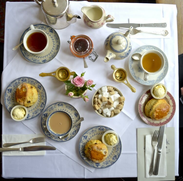 guide to brighton england UK afternoon tea