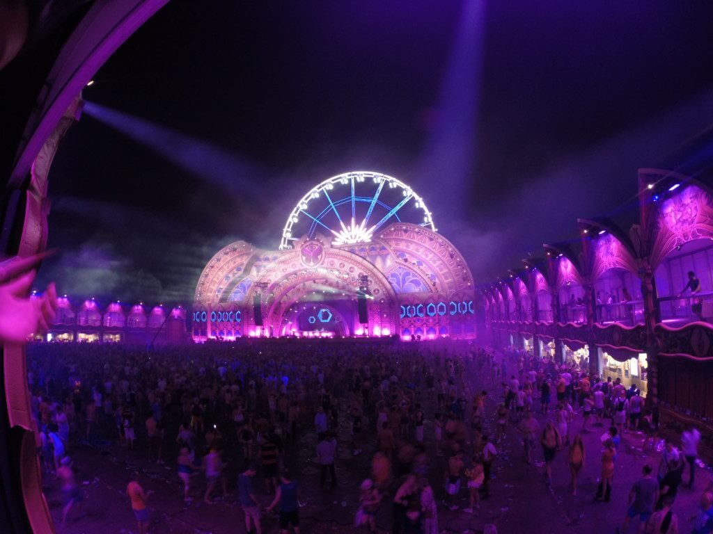Tomorrowland Carl Cox Arena