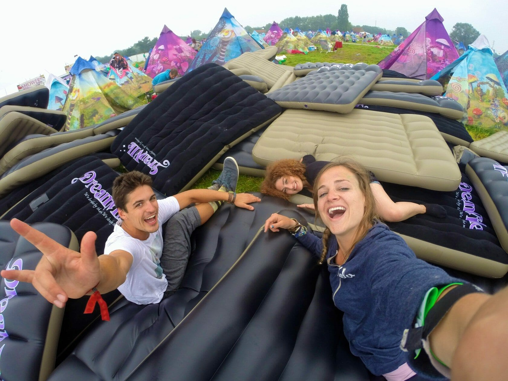 Tomorrowland Festival Review camping at music festivals