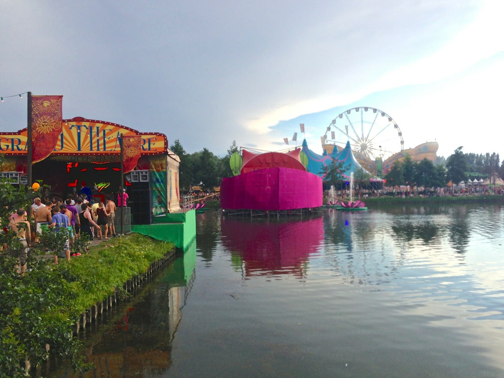 tomorrowland venue