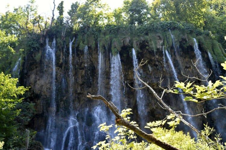 plitvice lakes national park croatia waterfall park croatia