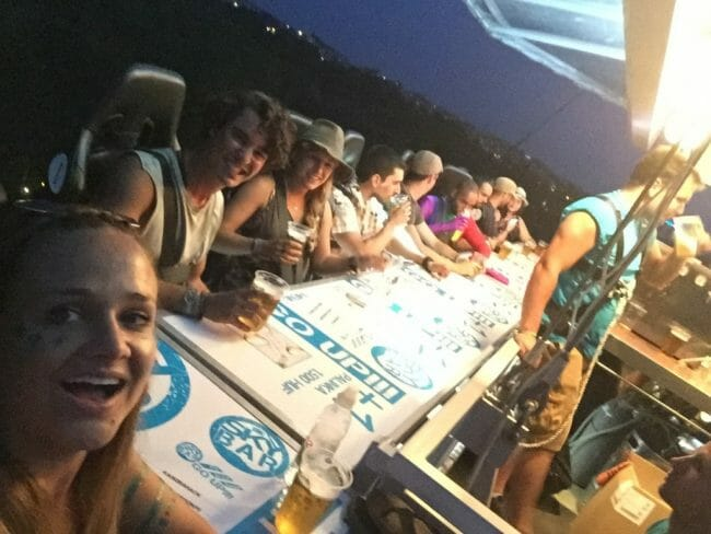 sziget review + festival guide for sziget festival in budapest august