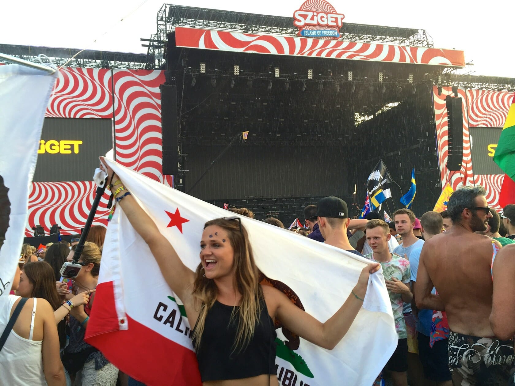 sziget review + festival guide for sziget festival in budapest august festival blogger