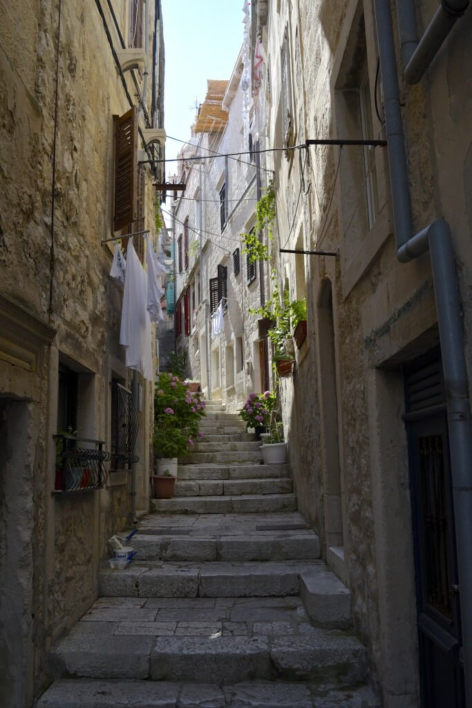A tour guide's guide to Korčula old town streets of Korcula