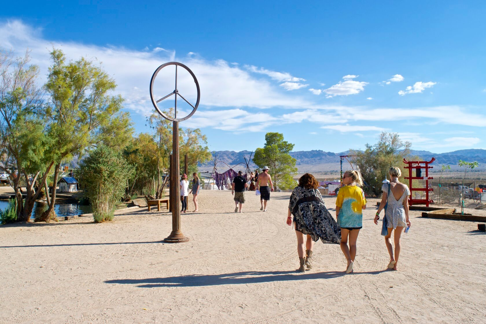 Joshua Tree Music Festival Guide + Review desert music festival california