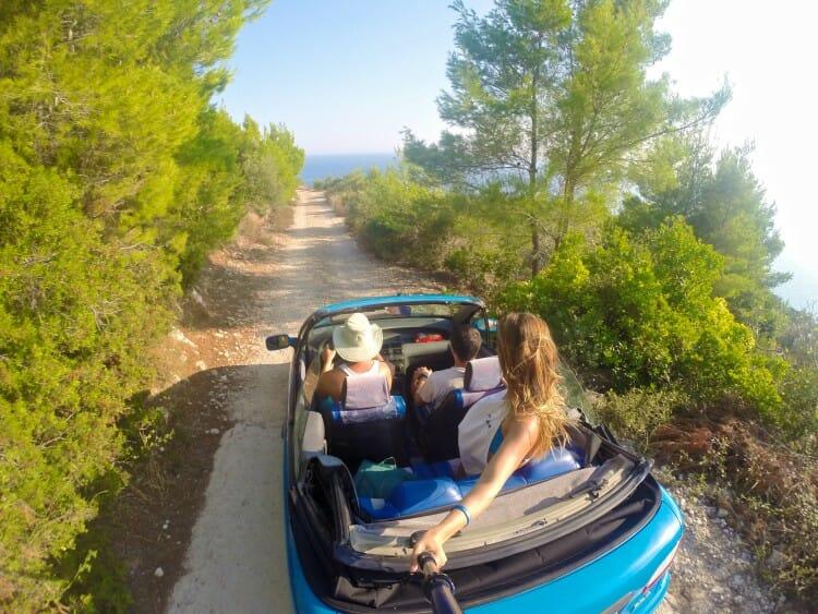 Rent a car in croatia - tour guide's guide to croatia