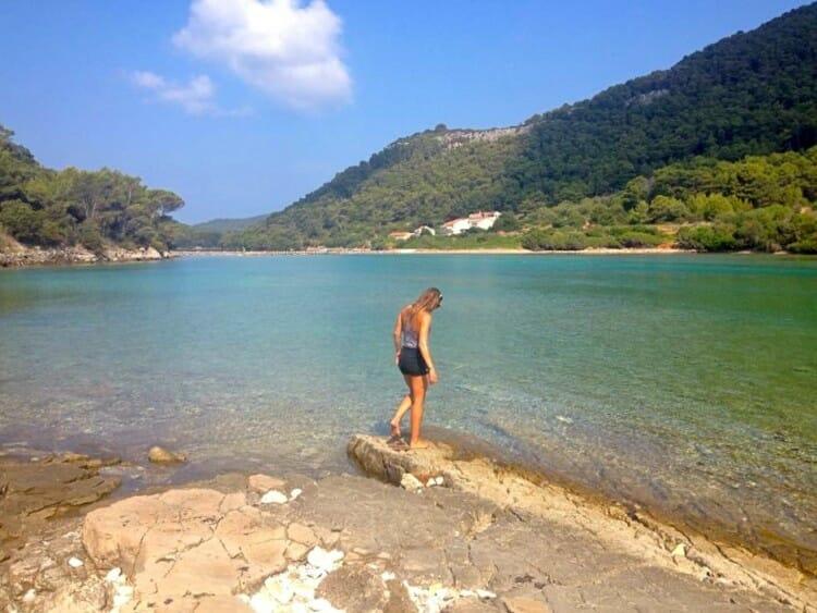 mljet national park croatia island relax sunset lakes adventures