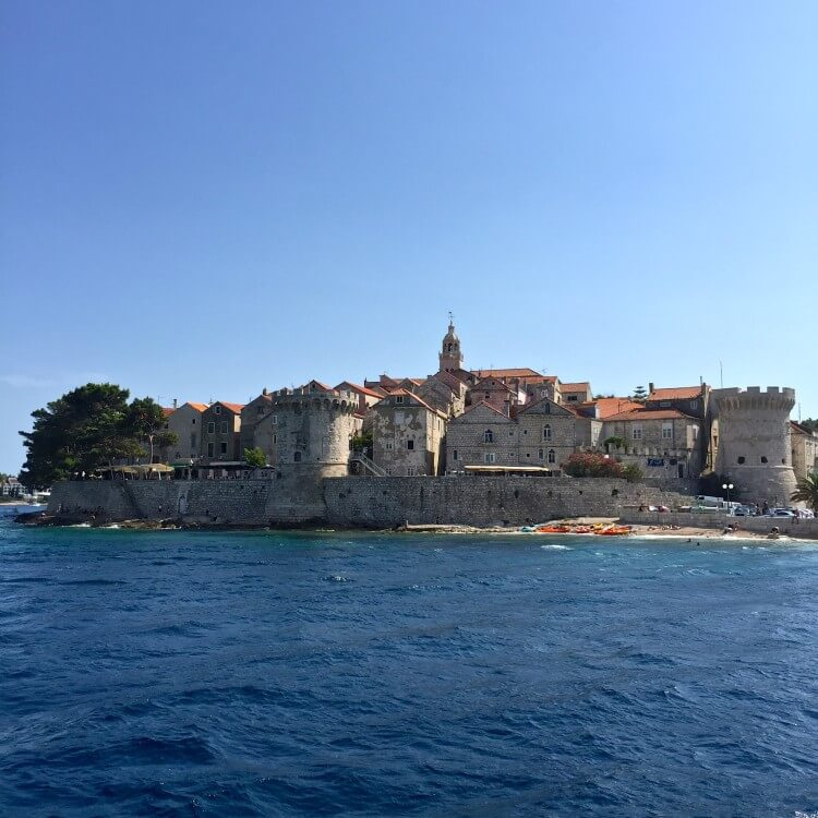 Guide to Korcula