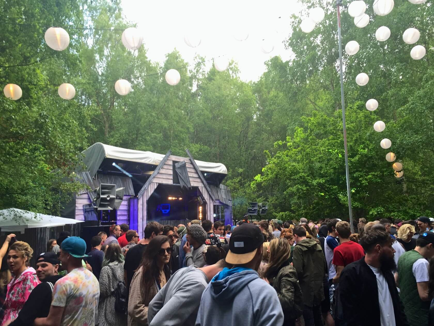 lost village festival review + guide uk