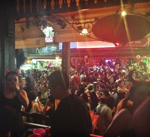 khao san road halloween thailand one night in bangkok