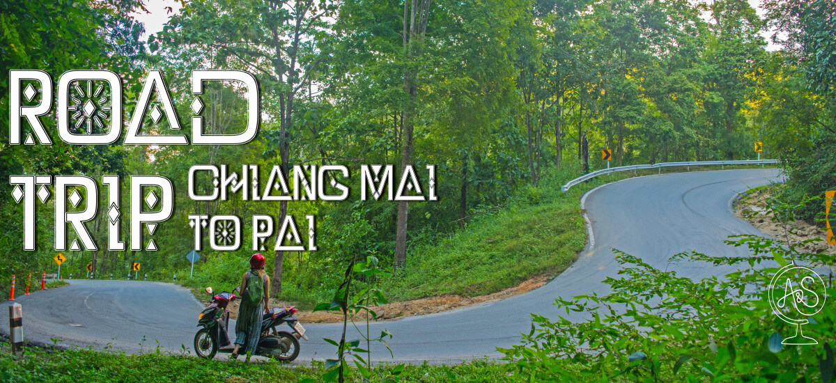 The Perfect Chiang Mai to Pai Scooter Road Trip – Waterfalls, Hot Springs, and More