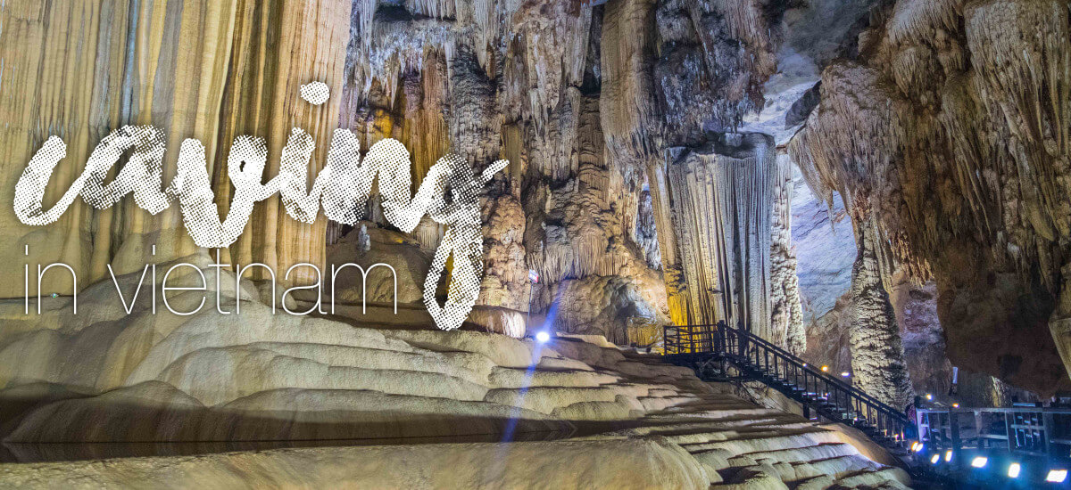 Exploring Amazing Caves in Phong Nha Vietnam