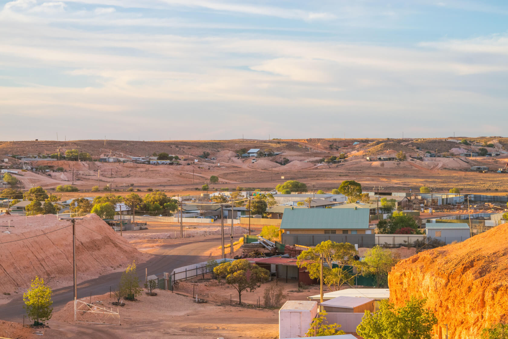 Coober Pedy Australia: An Underground Opal Mining Town in
