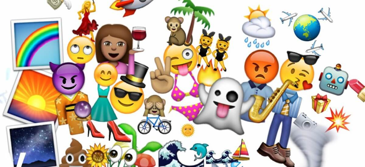 10 Signs You're Hopelessly Addicted to Emojis