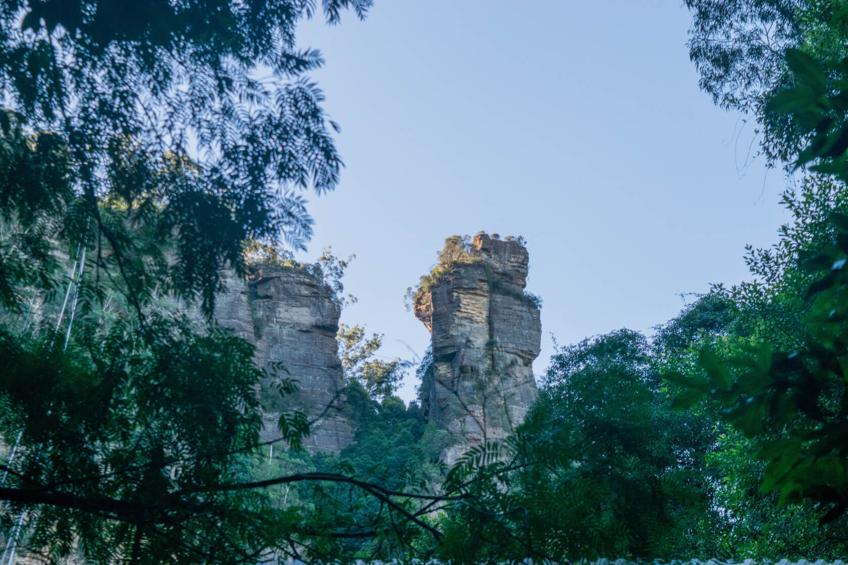 Blue Mountains Orphan Rock