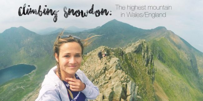 Climbing Snowdon the Hard (but Most Exciting) Way: The Highest Mountain in Wales (Photos)