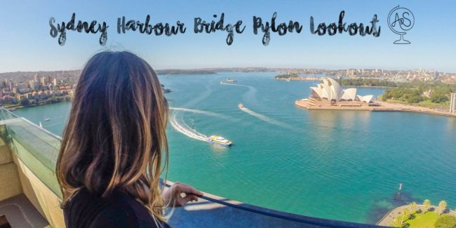 Forget the Expensive Bridge Climb, Try the Pylon Lookout at the Sydney Harbour Bridge for 1/25th the Price