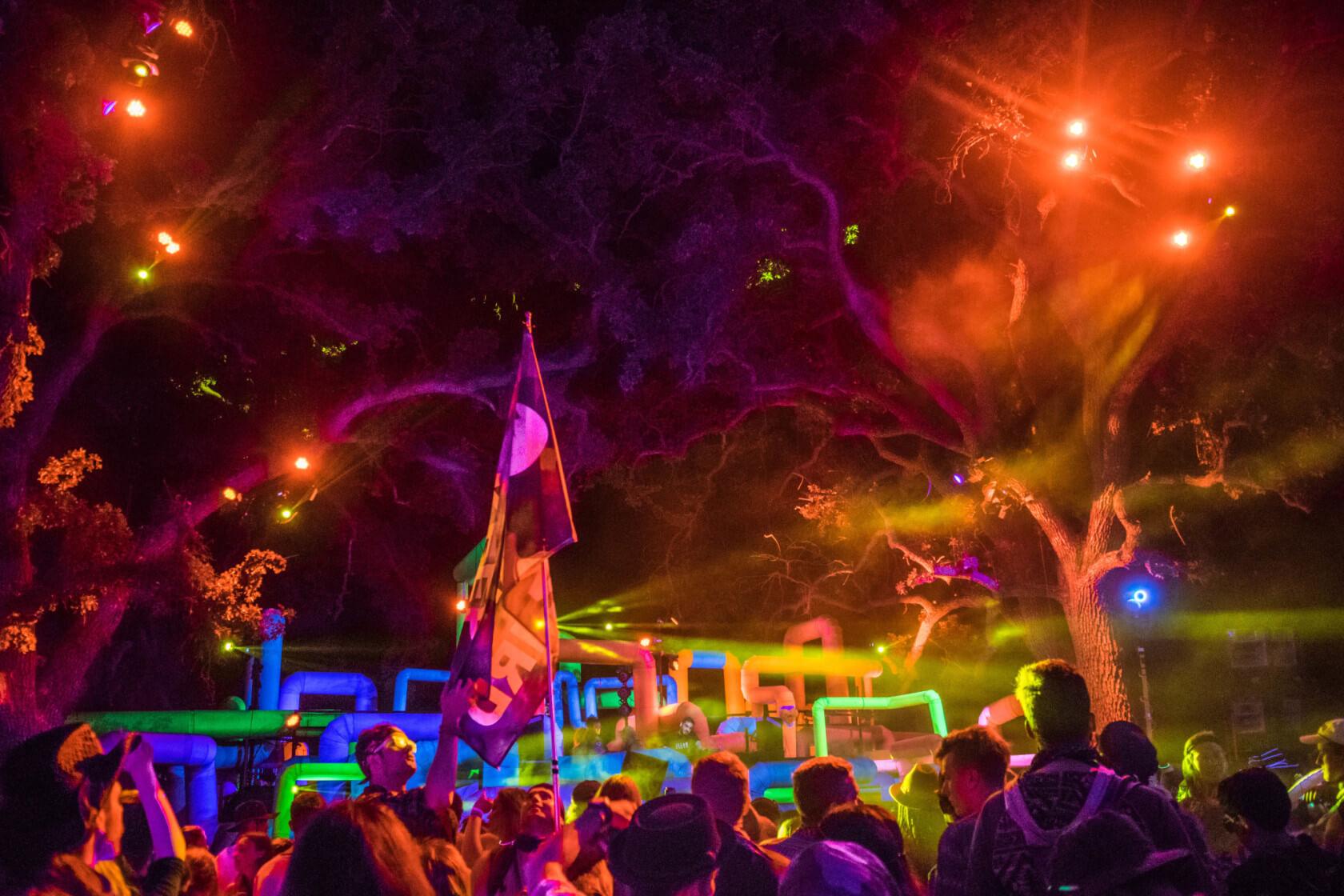 Lightning in a Bottle Festival woogie