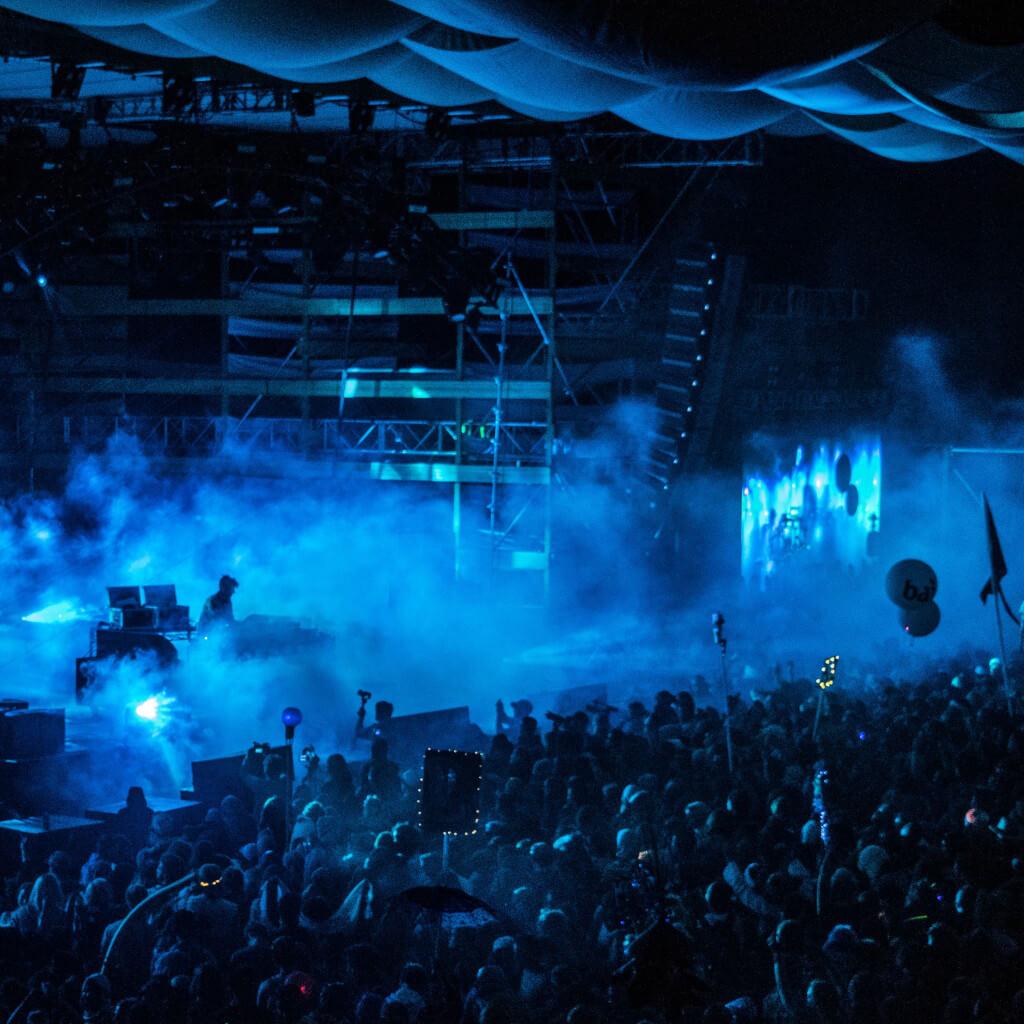 Lightning in a Bottle Festival jamie xx