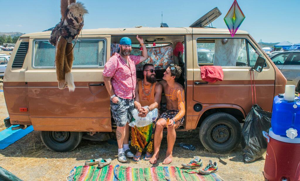 Lightning in a Bottle Festival Guide camping at music festivals