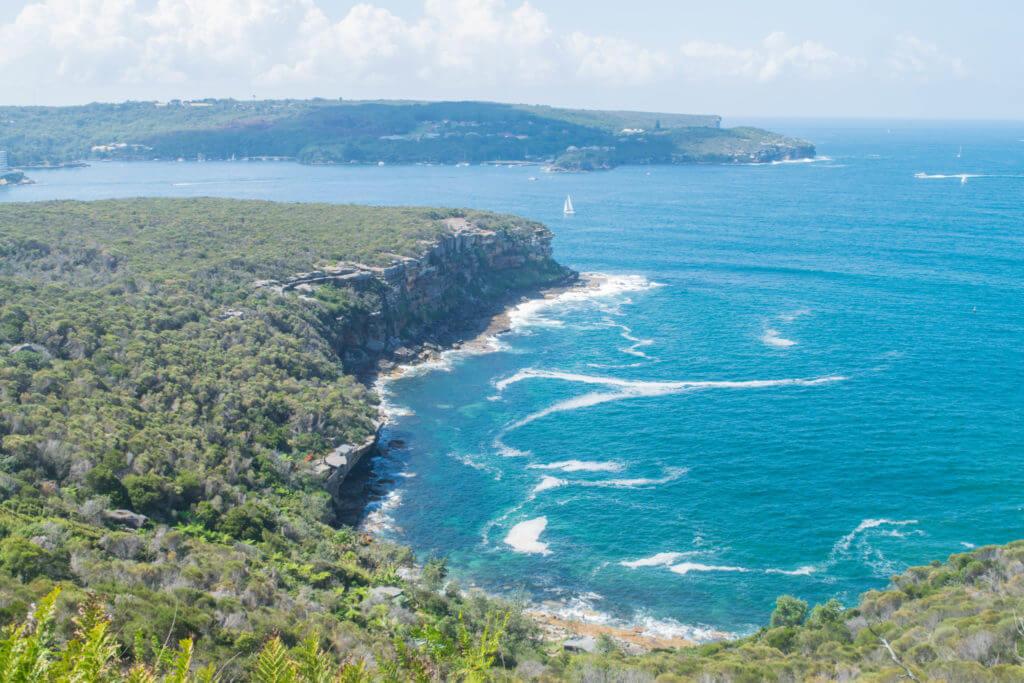 spit to manly walk coastal walks in sydney
