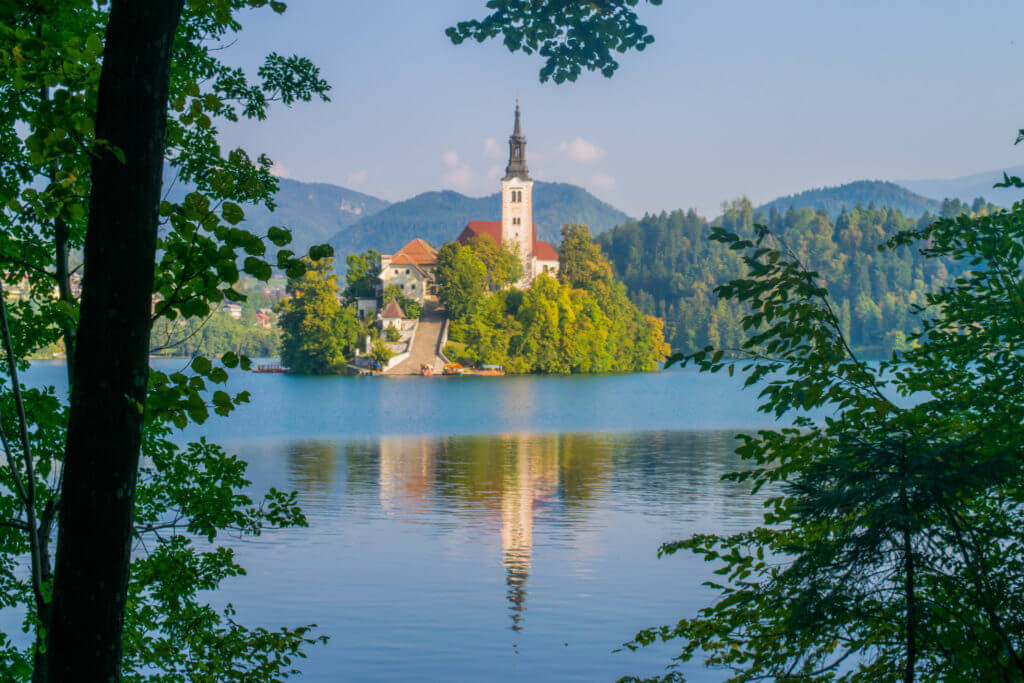 Lake Bled Sunset Guide