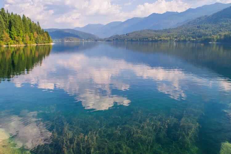 Lake Bohinj Guide Slovenia
