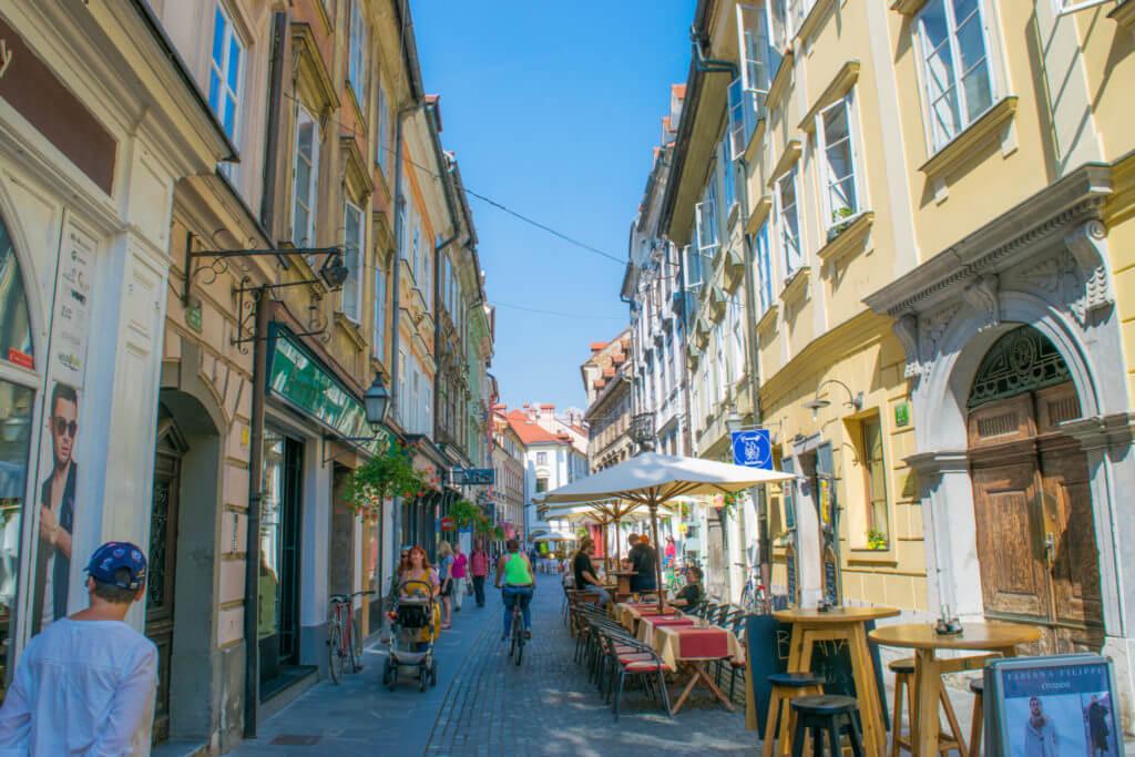 Ljubljana CurioCity Tour