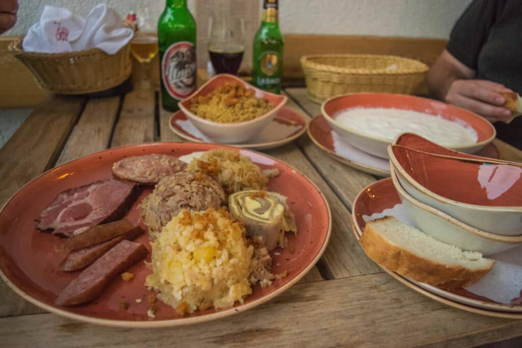 slovenia travel guide slovenian food