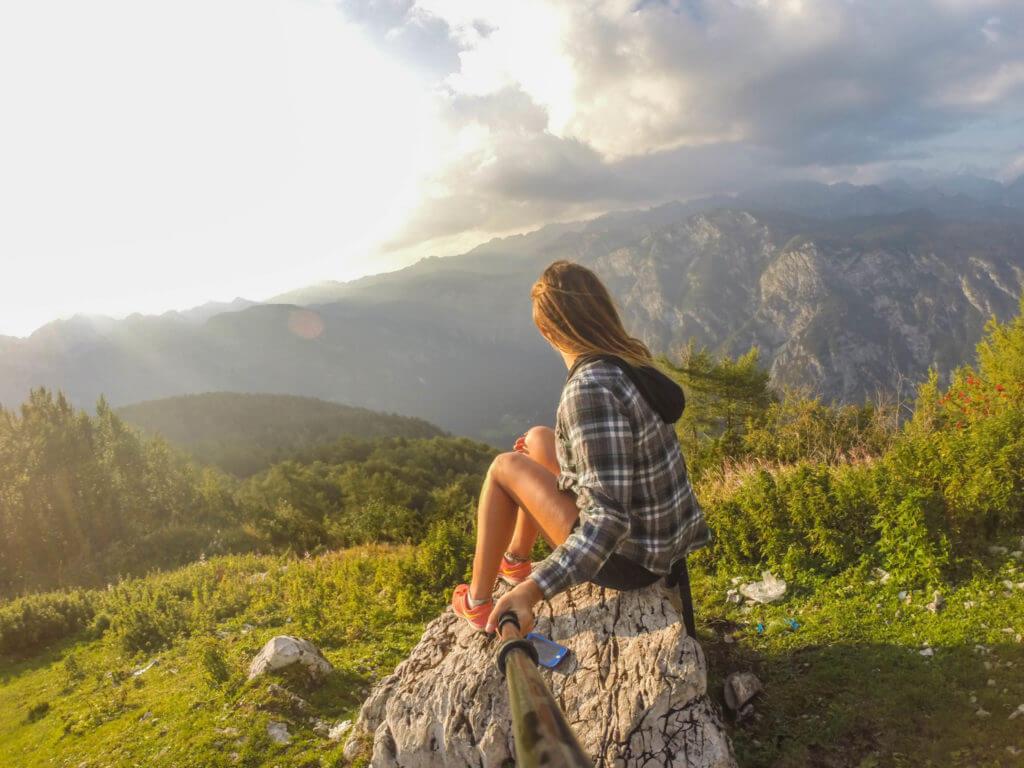 Mt Vogel Lake Bohinj Slovenia Go Pro slovenia travel guide