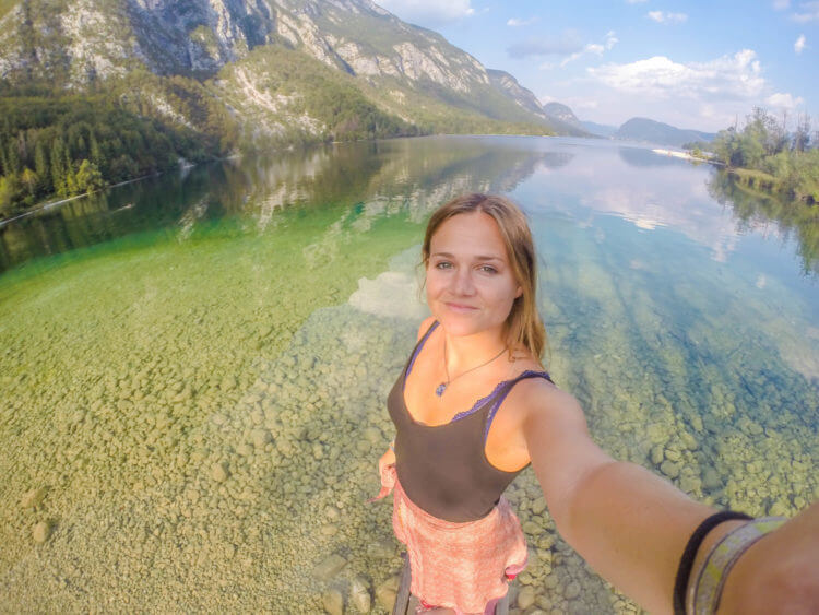 slovenia travel guide lake bohinj