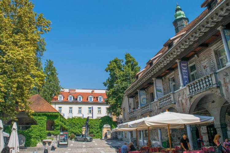 Slovenia travel guide ljubljana