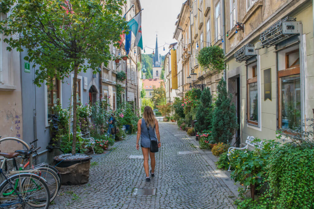 Ljubljana CurioCity Tour Slovenia Slovenia travel guide