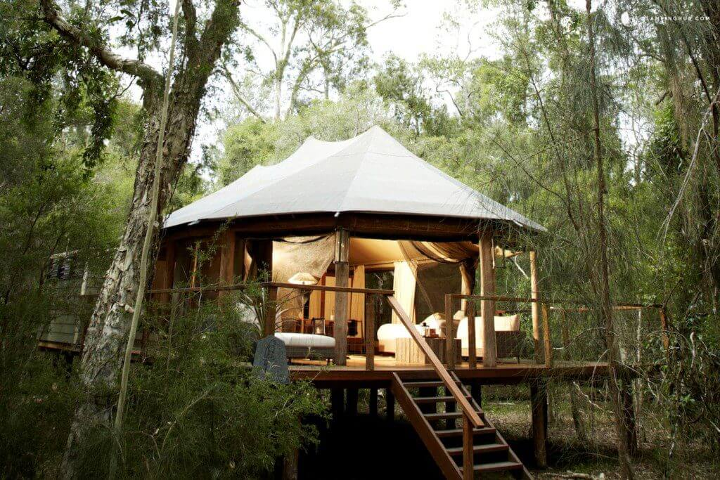 glamping in australia new south wales