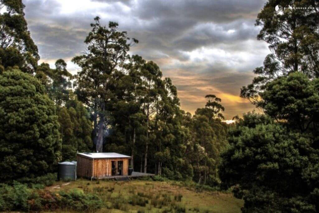 glamping in australia tasmania