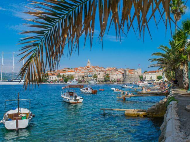 Korcula Croatia Guide to Korčula Island Travel