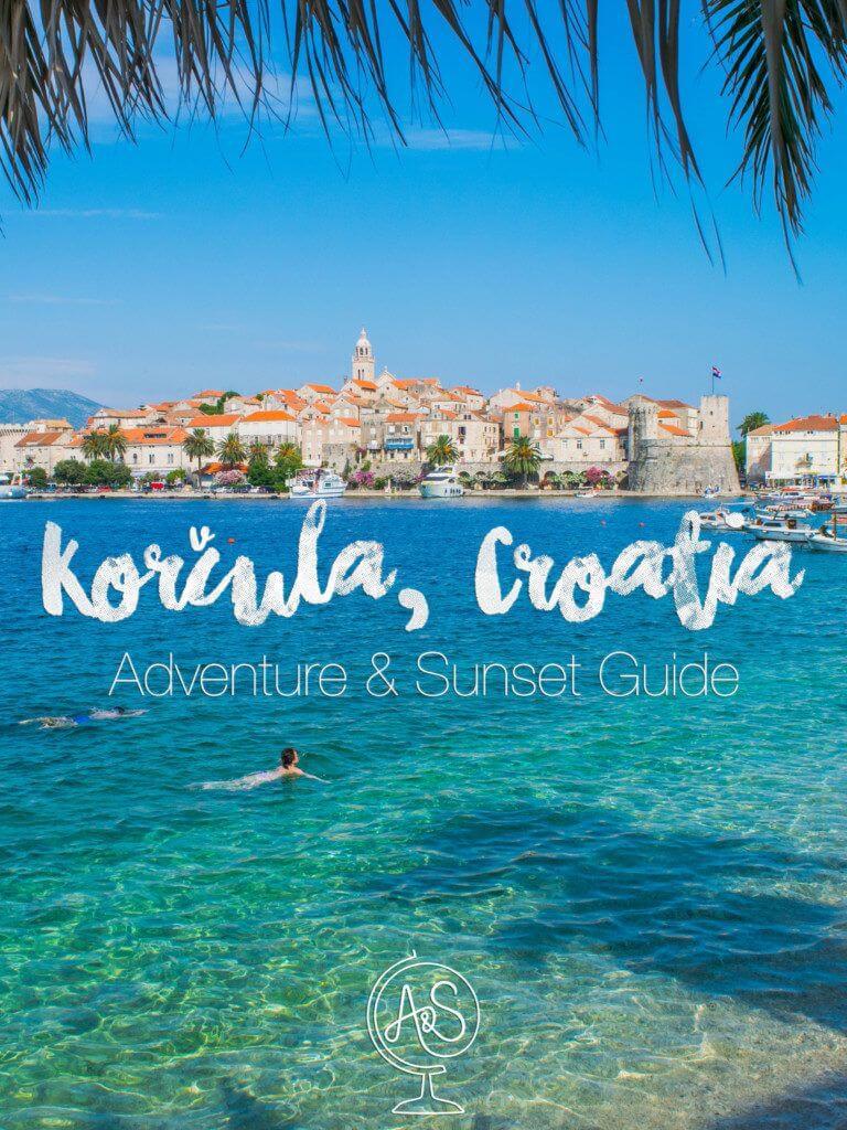 Guide to Korcula Croatia - Korcula Island Croatia Travel Guide