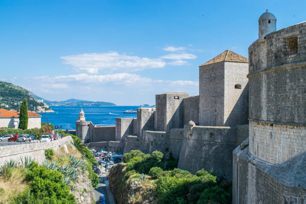 dubrovnik city walls guide to dubrovnik tour guide's guide dubrovnik