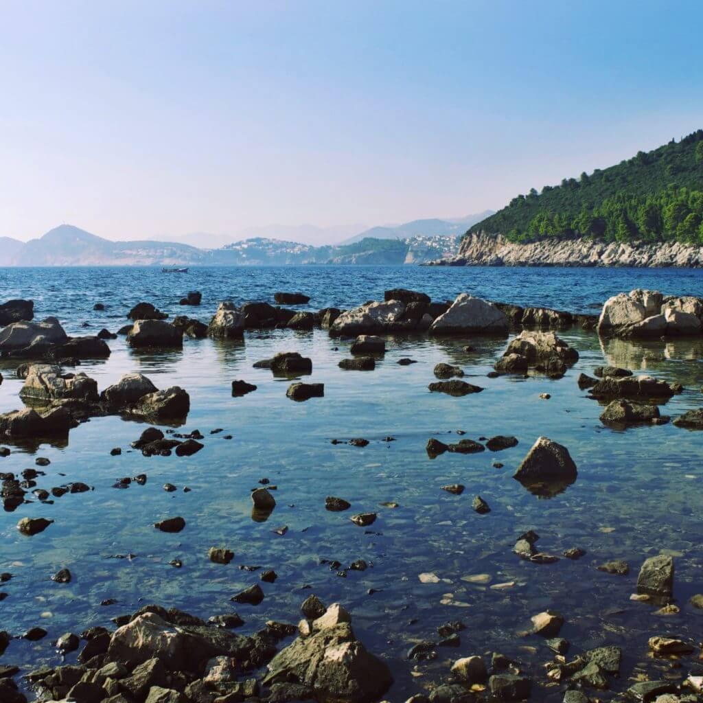 lokrum island dubrovnik croatia guide