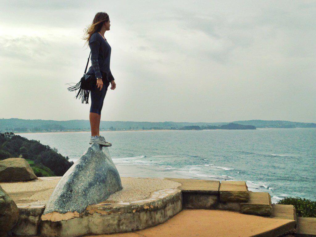 long reef point walk / coastal walks in Sydney