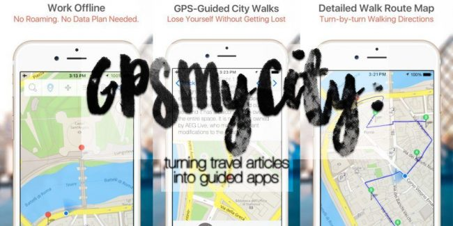 GPSMyCity: Turning Travel Articles Into Guided Apps
