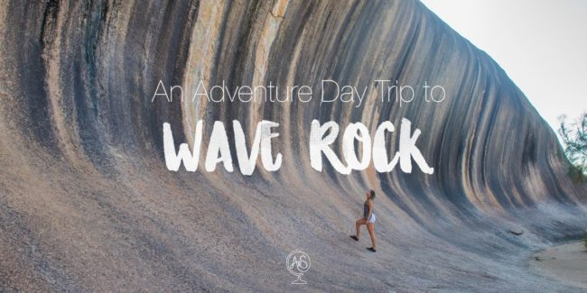 An Adventure to Wave Rock with 91-Year-Old Frank