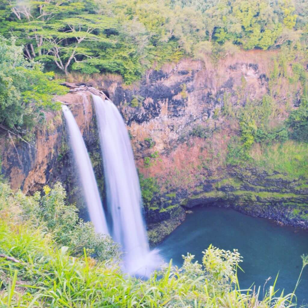 Wailea Falls guide to kauai adventures & sunsets in kauai